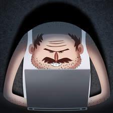 Danger in social networks
