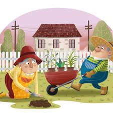 Gardening enthusiasts