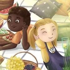 It's picnic time. :)