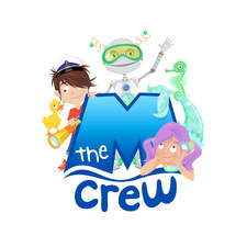 Client: TED - The Entertainment Department Project: The M Crew. Character development and branding for children's entertainment on board a cruise ship.