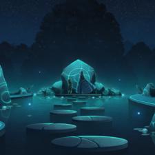 Concept Art - The Last Garden of Asvoria (2020)