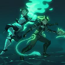 RuneScape - Two World Guardians (2021)