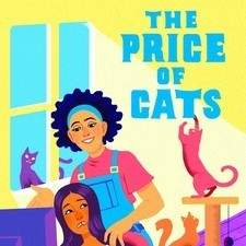Parody of 'The Price of Salt' book cover