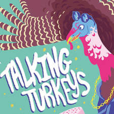 The MacMillan Prize 2021 Entry- Talking Turkeys, Benjamin Zephaniah