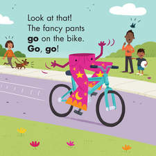Fancy Pants, Sight Word Stories. Published by Scholastic 2021