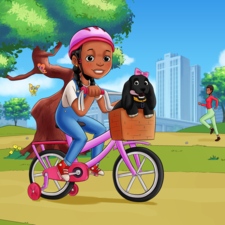 Ride in the park