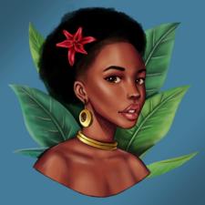Malawian beauty