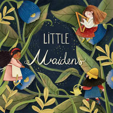 """Cover page """"Little Maidens"""""""