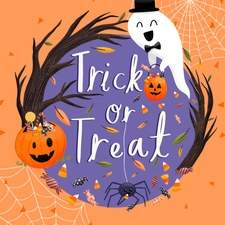 Trick or Treat - Illustration for a Halloween collection