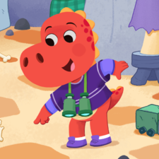 Dino and friends published by IglooBooks