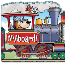 All Aboard Book Cover