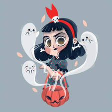 Draw this in your style - Halloween  Challen - Instagram