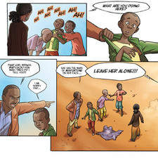 Arifase's graphic novel - Page 2