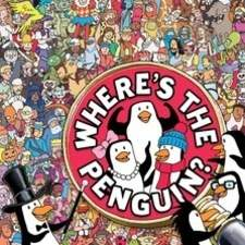 Where's the Penguin - Cover