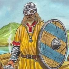 HISTORY /  MILITARY  / VIKING PEOPLE / SOLDIER / WAR
