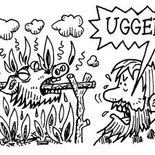 Ugger!