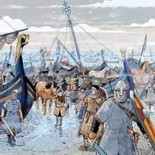 Pevensey 1066