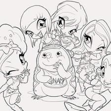 illustration for book 2