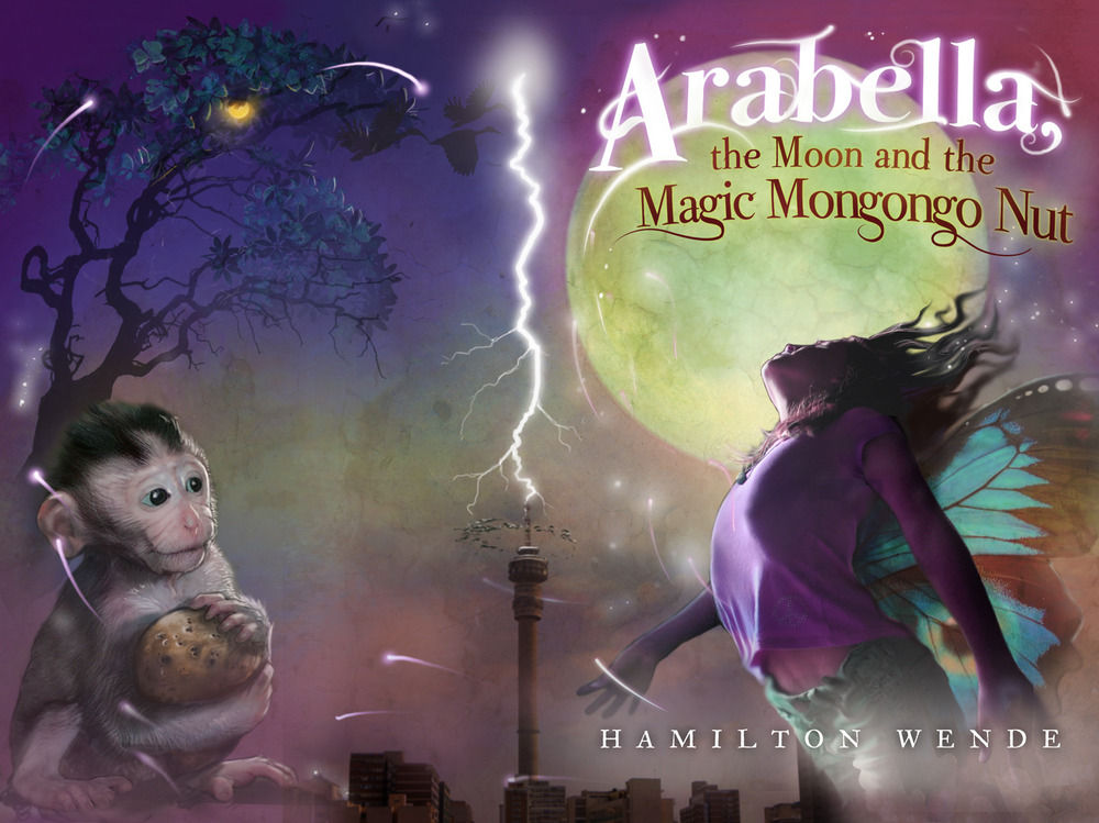 Arabella the moon and the Magic Mongongo Nut