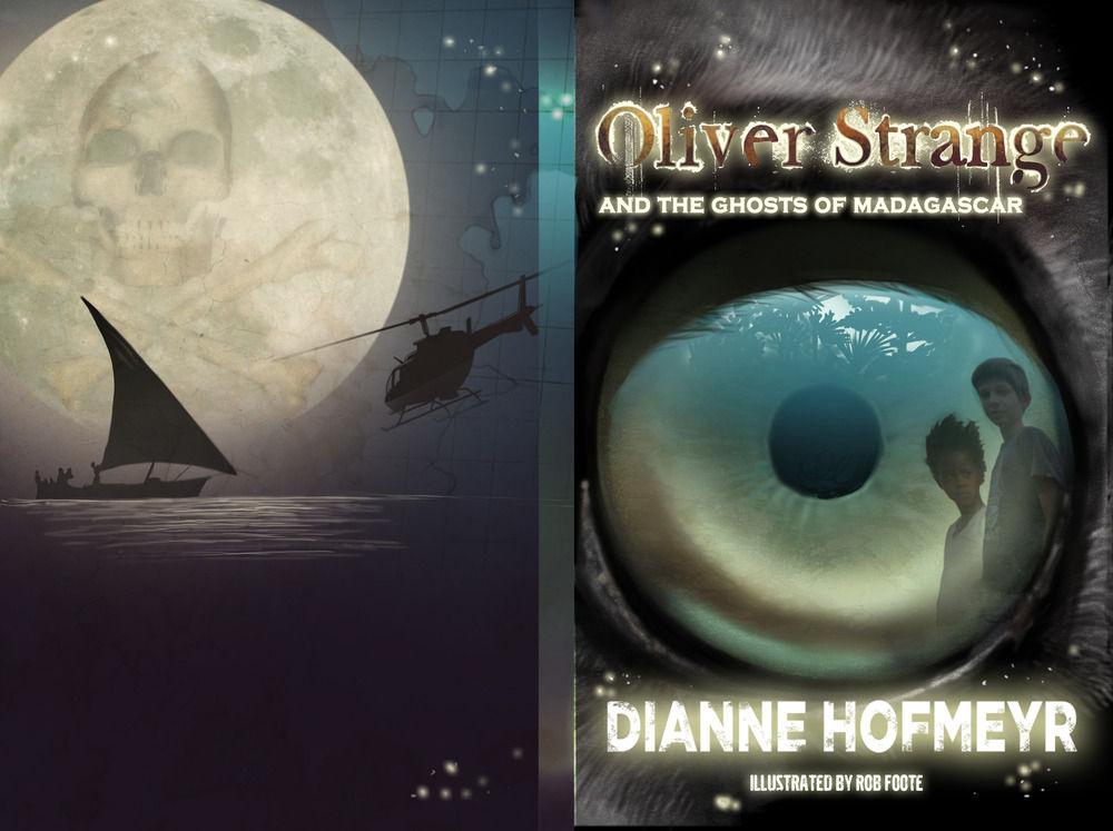 Oliver Strange cover
