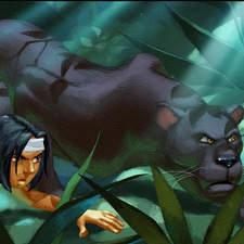 Junglebook 1