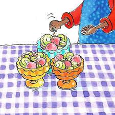 Fruit salad Sprinkle