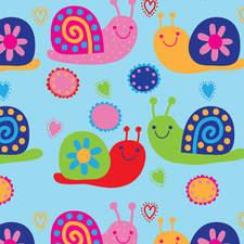 funky snails