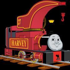 Harvey the Crane