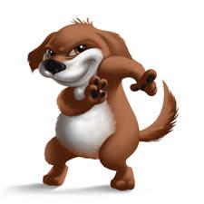 Plump - Mascot design
