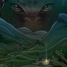 Camp Terror - Cover illustration