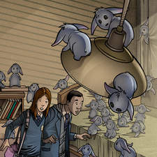 Invaders - Cover illustration