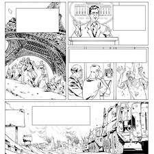 DE page 06 - Comic realized for French Publisher SOLEIL