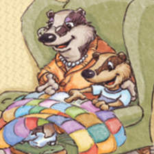 Grandma's Patchwork Quilt Picture Book