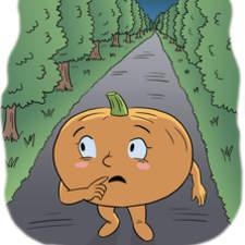 Lost Pumpkin