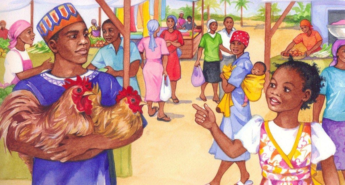 African Market