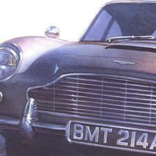 James Bond 'Goldeneye'