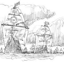 Elizabeth 1 - the Spanish armada