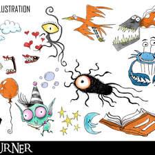 Read for Good illustrations