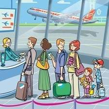 airport textbook