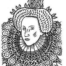 Illustraion for history publication