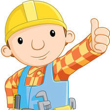 Jigsaw puzzle - Bob the Builder