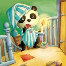 Night Night Panda