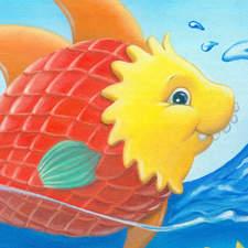 The Pokadurple Fish