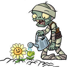 Plants vs Zombies Ancient Egypt Characters