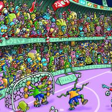 Alien Soccer
