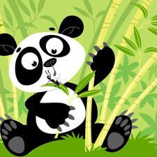Pandas are vegetarians