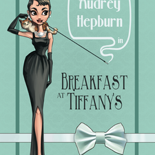 """Movie poster for """"Breakfast at Tiffany's"""""""