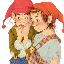 The Elves And The Shoemaker 03
