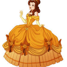 Belle, the Beauty and the Beast