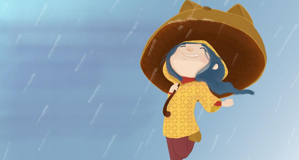 Rain By Alicia Arlandis